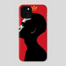 FUTURE KING - Phone Case by Tyrone Schuyler