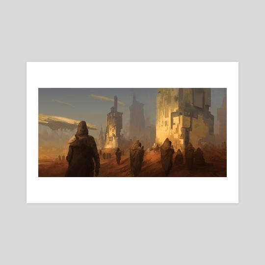 The Pilgrimage by Ken Hogan