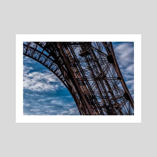 Paris - Eiffel Tower by Valérie KARAKATSANIS