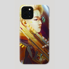 Light Future - Phone Case by Alex D