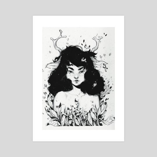 Into the woods by Milena Mitkova