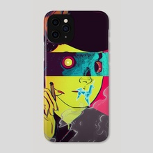 Rachael  - Phone Case by Edwin Urena