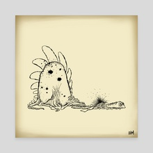 Searle Dragon - Canvas by Roger Hom