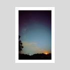 Sparkling Sky - Art Print by Nazar Hrabovyi