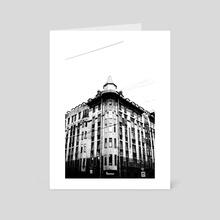 Булочная - Art Card by Dmitry Lapin