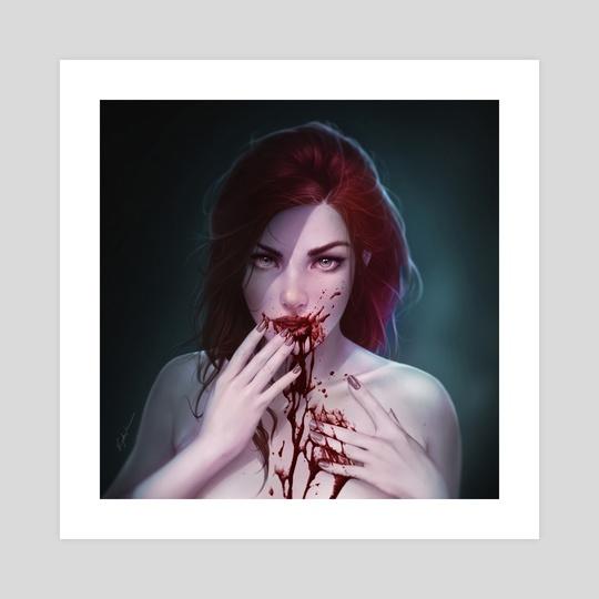 Elsbeth by Krystopher Decker