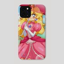 Princess Peach - Phone Case by Alice B