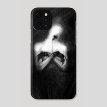 a spirit wasting away - Phone Case by Sarah W.