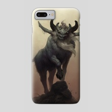 Kylin - Phone Case by YW Tang