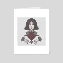 OVERTIME - Art Card by unsureamen