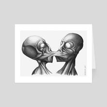 Tira! - Art Card by Diego Cirulo