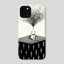 The Start of Something - Phone Case by Felicia Chiao