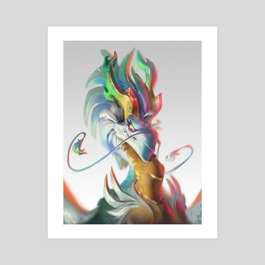 Windy Dragon by Mayosha Dyck