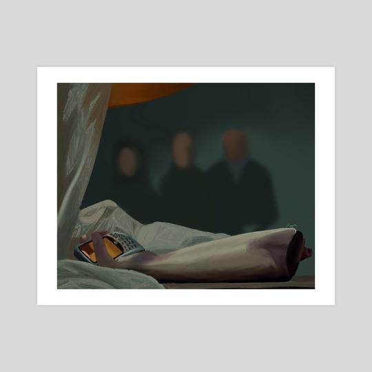 Miriam's Arm by Wyatt Myers
