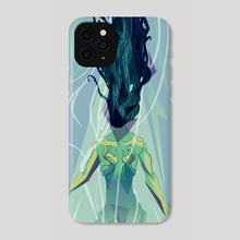 Purge - Phone Case by Errow Collins