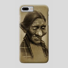 Black Belly - Phone Case by Andre Koekemoer
