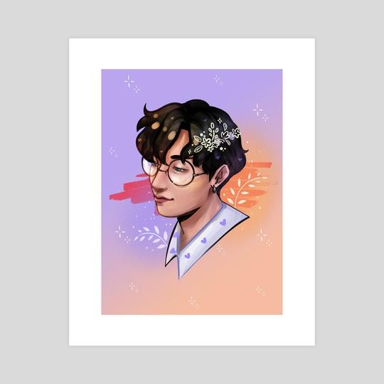 bang chan by CORYPH