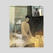 Good morning, Will Graham - Canvas by Maria Antonova