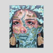 Memories  - Canvas by Jane Koluga