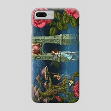 Remembrance Redux - Phone Case by Tom Barrett