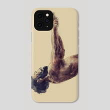 This is America - No Text Version - - Phone Case by Qas Hussain