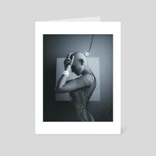 Migraine - Art Card by Mikko Raima