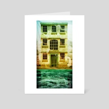 House - Art Card by Jago Silver