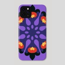 Idyllic Lilac - Phone Case by Krumla