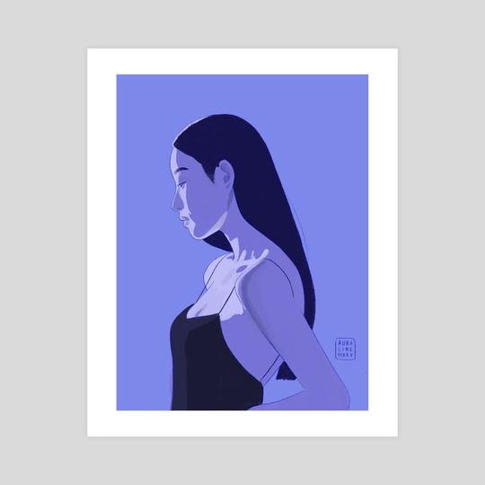 Feng Zhiwei by Auraline Mary