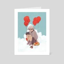 Killua - Art Card by Dahui