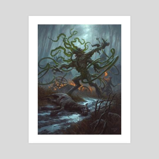 Ulvenwald Abomination by Chris Rahn
