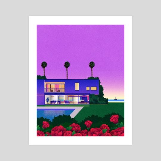 Roses by Artful Vista