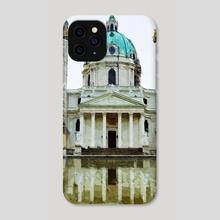 Karlskirche - Phone Case by Nazar Hrabovyi