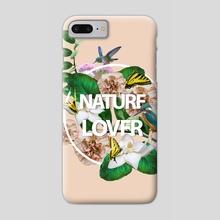 Nature Lover - Phone Case by Scarlett Owen