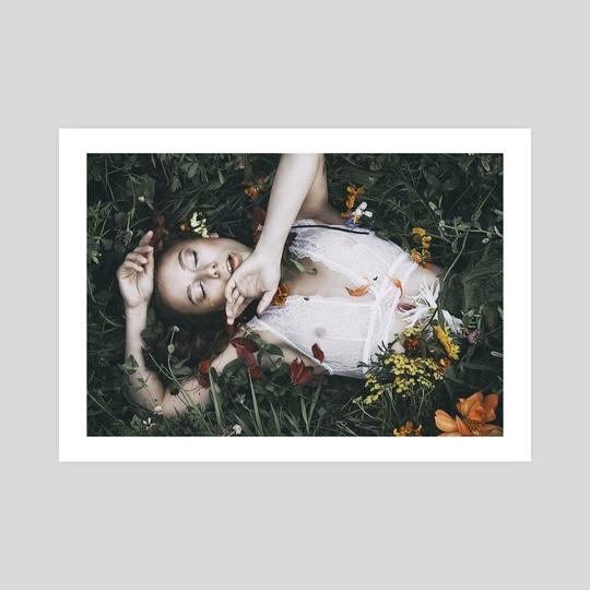 Where you fall by Alexandra Bochkareva