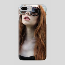 Prada Sunglasses - Phone Case by Alice Rose