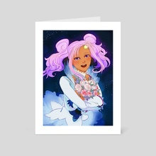 Tales of Eternia: Meredy - Art Card by Emily Hanby