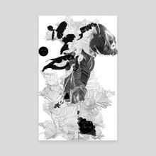 les Atlantes (30) - Canvas by Lan Prima
