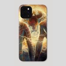 Spiderverse 2 - Phone Case by Marischa  Fanarts