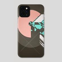 sleepmode - Phone Case by drewmadestuff