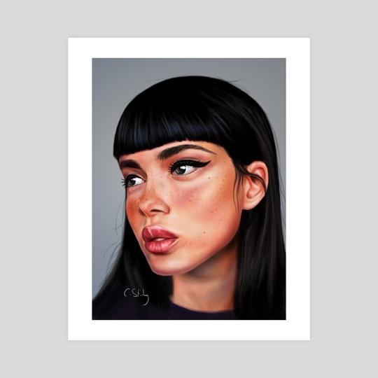 Misc portrait 02 by Craig Stirling