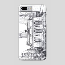 Grand Central Terminal - Phone Case by mamut  rojo