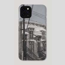 Linden Street 002 - Phone Case by Christian MacNevin