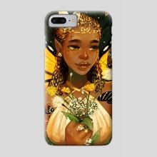 Monarch - Phone Case by Geneva Bowers