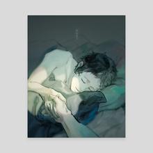 Ohayou - Canvas by ICO J.