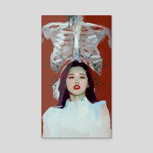 bone - Acrylic by umi ---