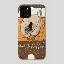 Harry Potter and the Prisoner of Azkaban - Phone Case by Natalie Andrewson