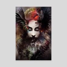Judgement - Canvas by Jeff Langevin
