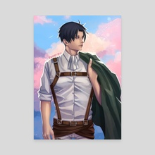 Levi  - Canvas by Freyz RC