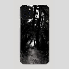 The Forest - Phone Case by Arturo Galindo
